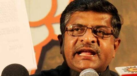 Ravi Shankar Prasad told the Lok Sabha that some operators route international calls illegally by violating laid down procedure by using data and not voice protocol. ( Source: PTI photo )