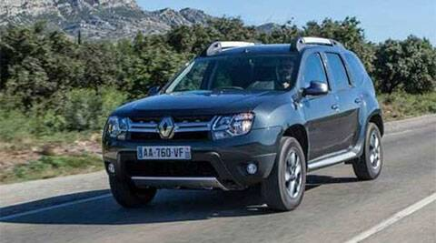 India fourth largest global market for Renault's Duster