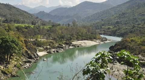 We take you down the rivers of India for glimpses of beauty. (IE Photo)
