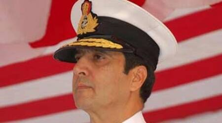 Vice Admiral Robin Dhowan is the new chief of the Indian Navy.