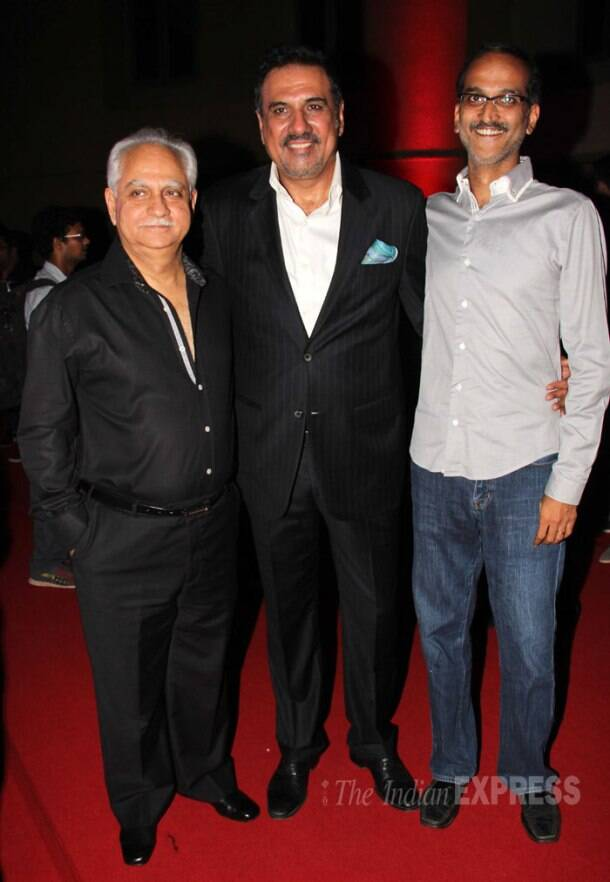 Big B screens 'Bhoothnath Returns' for President Pranab Mukherjee