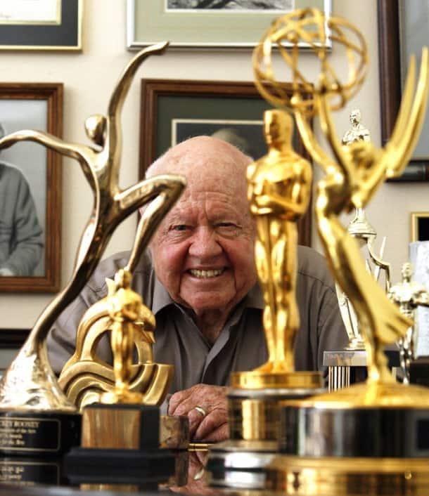 Remembering legendary star Mickey Rooney