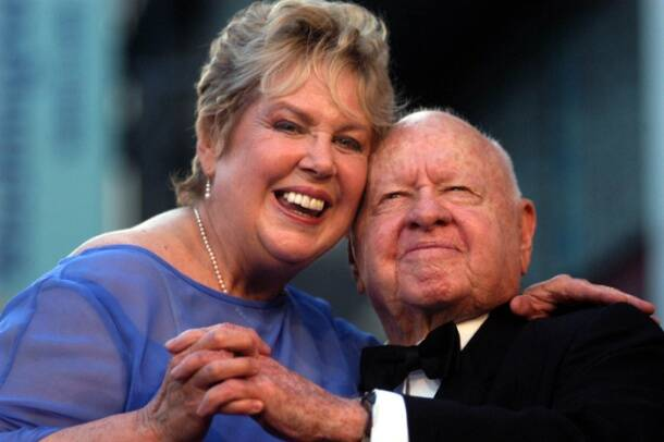 Remembering legendary star Mickey Rooney