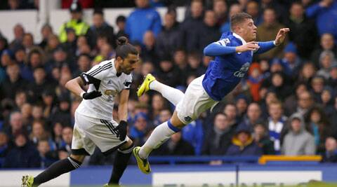 Everton midfielder Ross Barkley (Reuters)