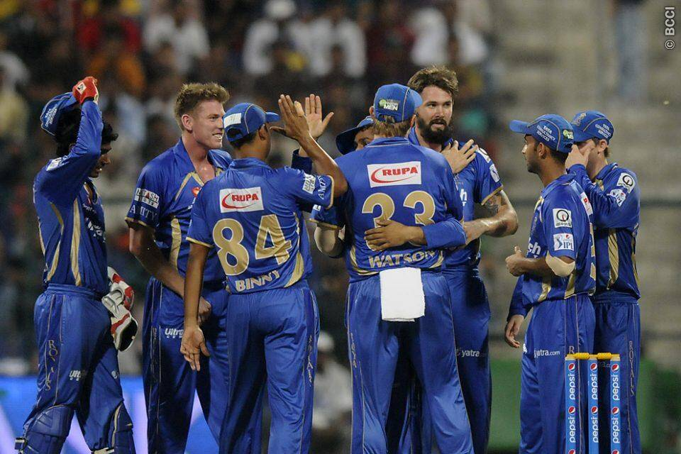 Rajasthan Royals reduced  Kolkata Knight Riders to four for 88 and never allowed their opponents to up the run-rate. (Photo: BCCI/IPL)