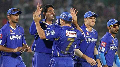 Rajasthan Royals will play its matches in Ahmedabad instead of Jaipur. (AP File)