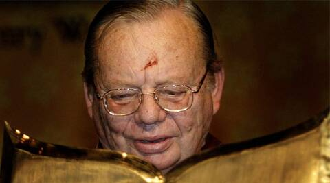 You can't be a serious writer if you are not interested in people, said Ruskin Bond. (AP)