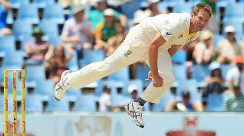 Harris was one of Australia's leading lights in the Ashes as well as the Test series in South Africa. (AP)