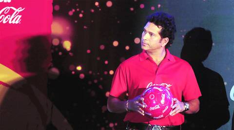 PVP Ventures and Tendulkar's joint bid for the Kochi franchise is believed to be valued at Rs 15 crore. (File photo)