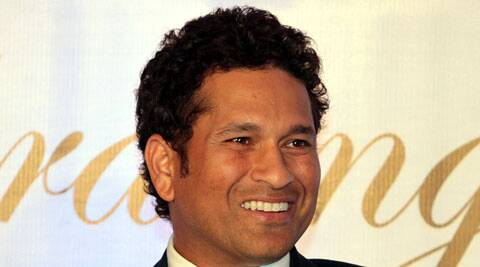 Indian batting legend Sachin Tendulkar bagged the Kochi franchise. (IE Photo)