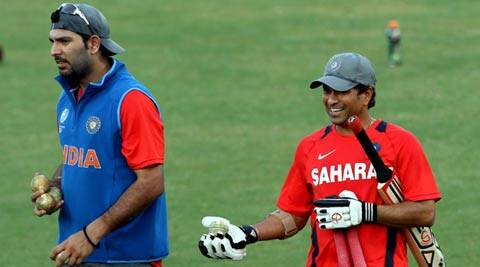 Sachin Tendulkar agreed that Yuvraj can be criticised for his slow batting but people should stop short of writing his epitaph (File)