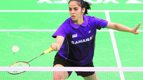 Saina benefitted from an easy draw until now but will face the World No. 2 in the quarters.