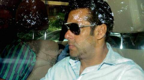 Salman Khan allegedly rammed his car into a shop killing one person and injuring four in 2002.