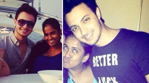 While for Aayush 'there is no dull moment with Arpita', she counts Aayush among her 'awesome friend'.