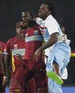 Faulkner fires up Windies