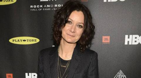 Sara Gilbert came out in 2010. (Reuters)