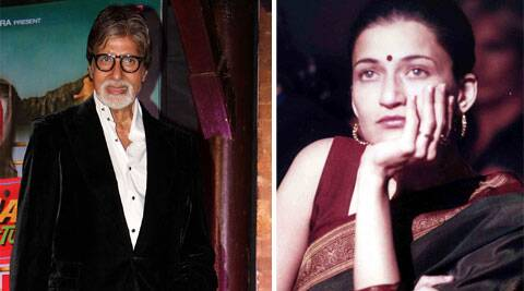 Amitabh Bachchan and Sarika to team up.