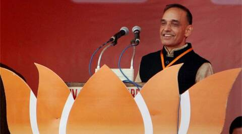 BJP candidate from Baghpat Satyapal Singh. (File Photo: PTI)