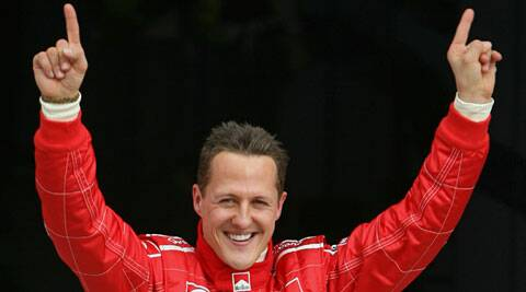 Seven-times Formula 1 motor racing world champion Michael Schumacher, who suffered serious head injuries in a December skiing accident, is making progress and showing signs of waking from an artificial coma. (Reuters)