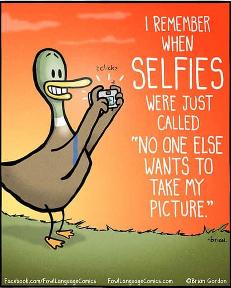 selfies  mental disorders or the funniest things ever