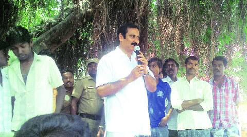 'I am above caste politics, though Vanniyar Sangam gives us a base'
