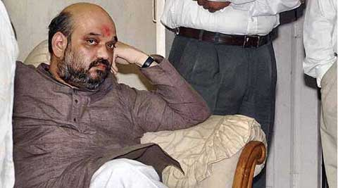 "Amit Shah has reportedly said thjat ""This election is about voting out the government that protects and gives compensation to those who killed Jats."