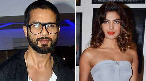 Both Shahid and Priyanka's films 'Haider' and 'Mary Kom' respectively will be releasing on the same day.