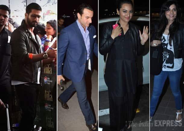 Shahid Kapoor, Vivek kickstart IIFA 2014; Saif, Sonakshi set to join them