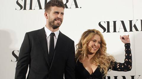 "Shakira had described her longtime love as ""very territorial"" during an interview with Billboard."