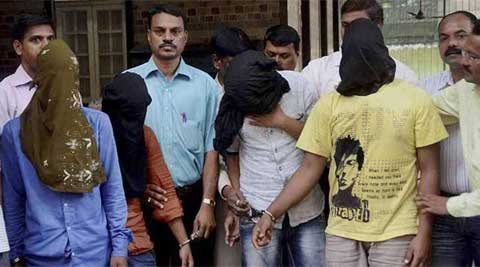 The three convicts - Kasim Bengali, Vijay Jadhav and Mohammed Salim Ansari - have been charged under a fresh rape section, which entails death penalty.