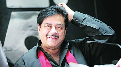Interview with Shatrughan Sinha.