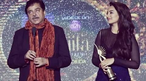Shatrughan Sinha dedicated the award to the people of Bihar in general and Patna in particular.