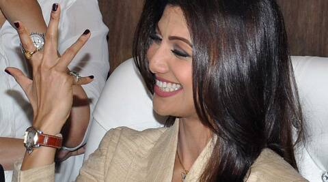 On the occasion, Shilpa Shetty launched 12 creatively designed evil eye charms made in 22 karat gold.
