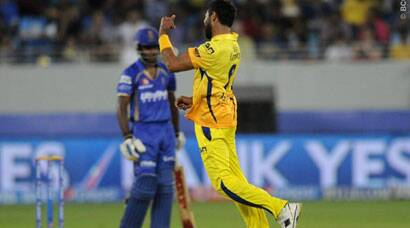 PHOTOS: Clinical CSK beat RR by seven runs
