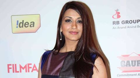 Sonali Bendre said she did not have to prepare much for her stint as a TV host.