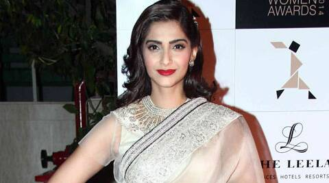 "The director said, ""Sonam Kapoor keeps Dolly's never-say-die attitude alive despite a high fever."""