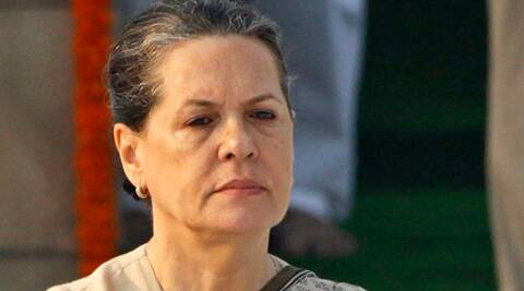 Finally Sonia Gandhi had to surrender before Imam Bukhari. (AP)