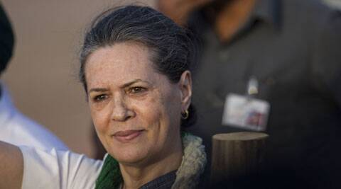 Sonia was accompanied by Rahul as she filed her nomination from the Rae Bareli seat.