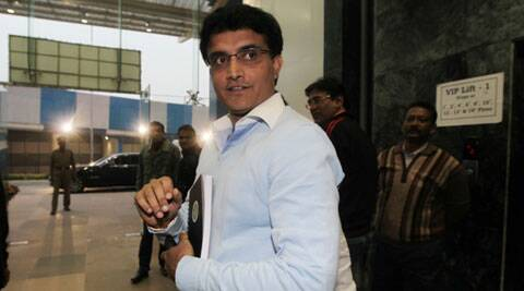 Ganguly's name was doing the rounds for quite some time as he is one of the contemporary cricketers having played in IPL till 2012. (Source: IE File Photo)