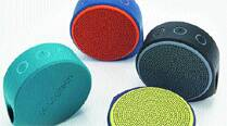 Launchpad: Portable speaker