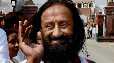 People who claim to be secular play a lot of religious politics, the spiritual guru said. (PTI)