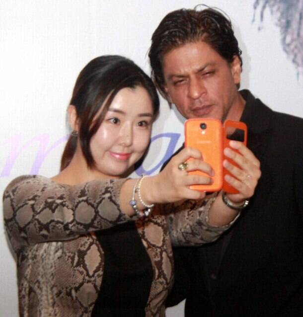 Shah Rukh Khan's date with South Korea