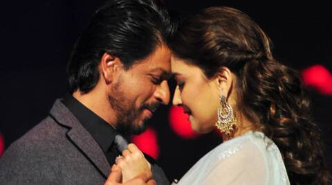 According to reports, Deepika Padukone might also share the stage with Shah Rukh and Madhuri.