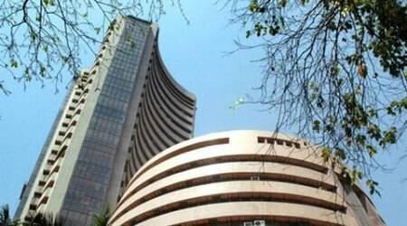BSE Sensex hits new record high of 22,812; Nifty at 6,827