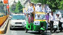 AAP rally draws tepid response as senior  leaders give it a miss