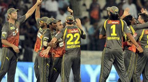 Sunrisers Hyderabad coach Tom Moody and mentor Kris Srikkanth described (PTI File)