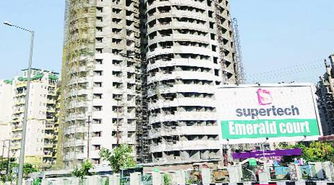 Buyers said they wished to be party to any case related to the Emerald Court towers likely to come up in the SC. (Photo: Archive)