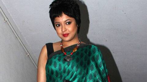 Tanushree has earlier appeared in a Bengali reality show as an anchor.
