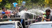 Hundred people killed during Songkran festival celebration in Thai