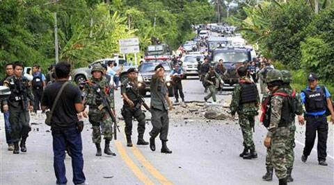 Thailand's three Muslim-majority southernmost provinces are in the grip of a decade-long insurgency. (Photo: Reuters)